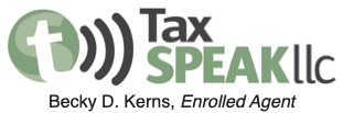 Tax Speak LLC